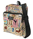 Country Backpack Small Travel Day Bag