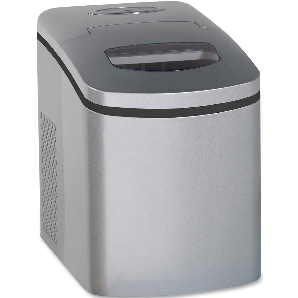 Avanti IM12-IS Portable Countertop Ice maker, Platinum