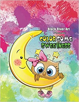 Amazon Color Some Sweetness Grayscale Coloring Book 9781540397553 Karlon Douglas Books