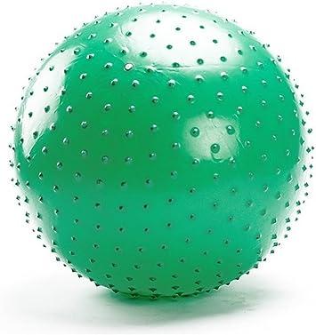 45cm//55cm//65cm//75cm//85cm//95cm in 5 Couleurs Exercice de Yoga Gym Stabilit/é Anti-Explosion Ballon Yoga DAZISEN Ballon Fitness Incluse Pompe /à Pied
