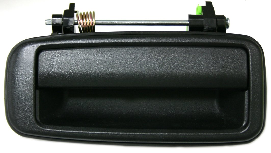 IPCW DH-TY0618R1 Black Passenger Side Rear Outer Door Handle