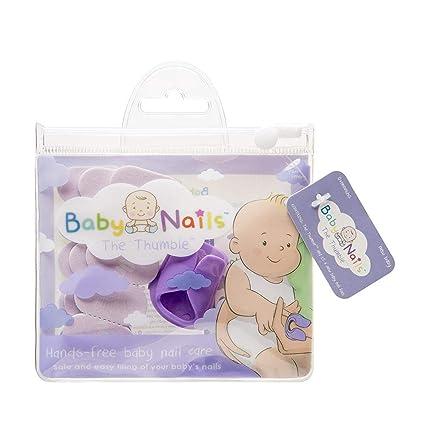 836fd1bd2 Baby Nails The Thumble - Lima de uñas para recien nacidos (0 meses ...
