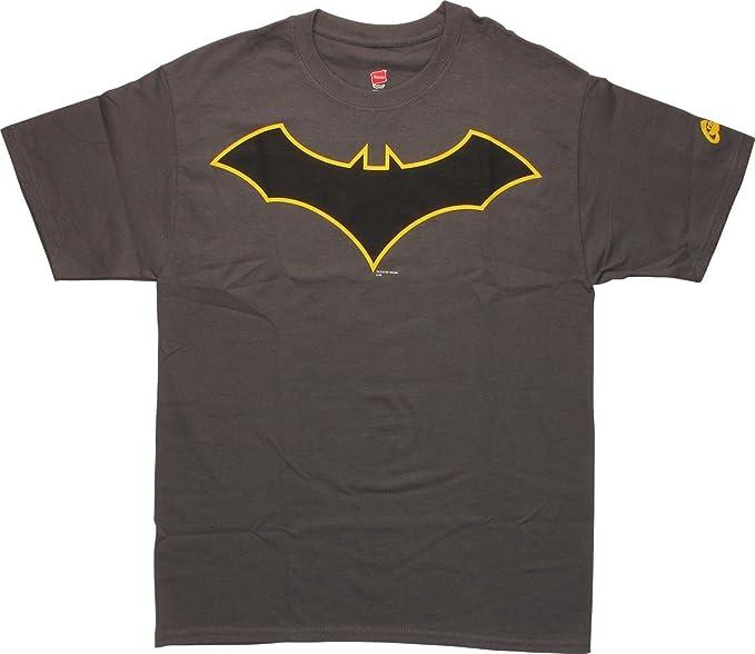 Amazon Batman Rebirth Logo T Shirt Clothing