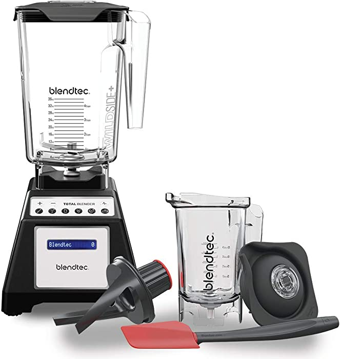 The Best Blendtec Wildside Blender