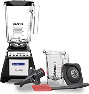 product image for Blendtec Total Classic Original Blender - WildSide + Jar and Twister Jar BUNDLE - Professional-Grade Power - 6 Pre-programmed Cycles - 10-speeds - Black