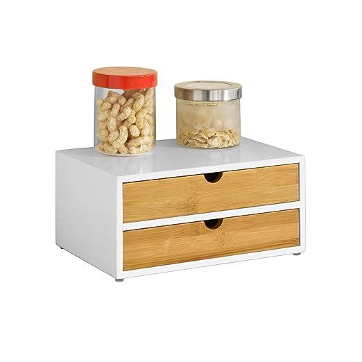 3 opinioni per SoBuy® porta capsule caffè, porta per macchina da caffè,Supporto per Monitor,