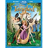 Tangled (Two-Disc Blu-ray/DVD Combo) by Walt Disney Pictures