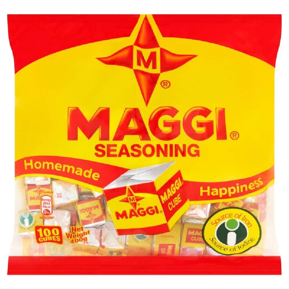 Maggi Cube - Nigeria