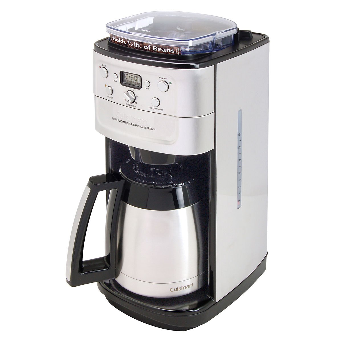 Grind and Brew Thermal - best coffee maker with grinder