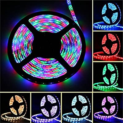 5M 5050/3528 SMD 300 LED Waterproof Flexible Strip Lighting