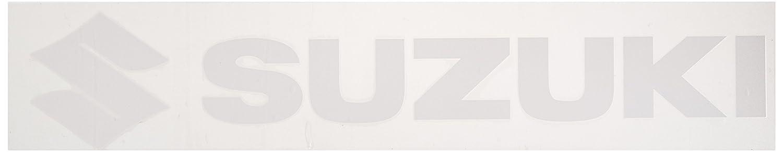Factory Effex 12-94414 Black 1' (Suzuki) Die-Cut Sticker