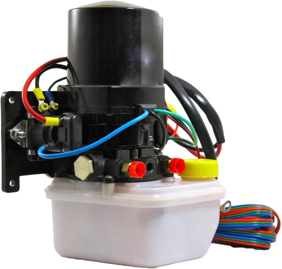 Tilt Motor for Mercruiser Pump Reservoir Solenoids NEW