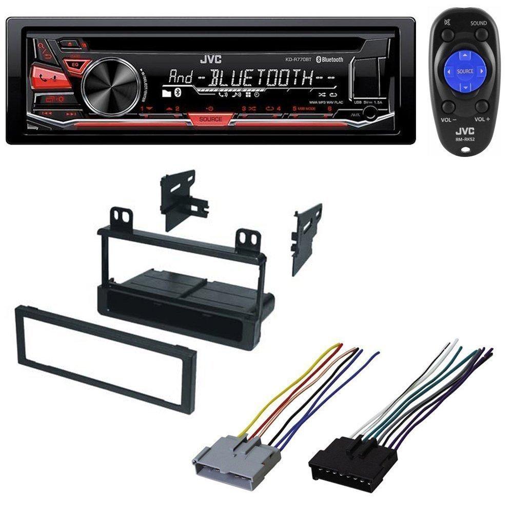 amazoncom car radio stereo cd player dash install mounting kit