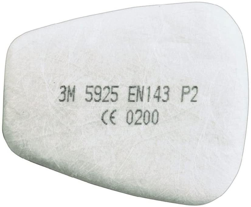 Indust.starter - Juego filtros particulas p2 talla unica(2u)