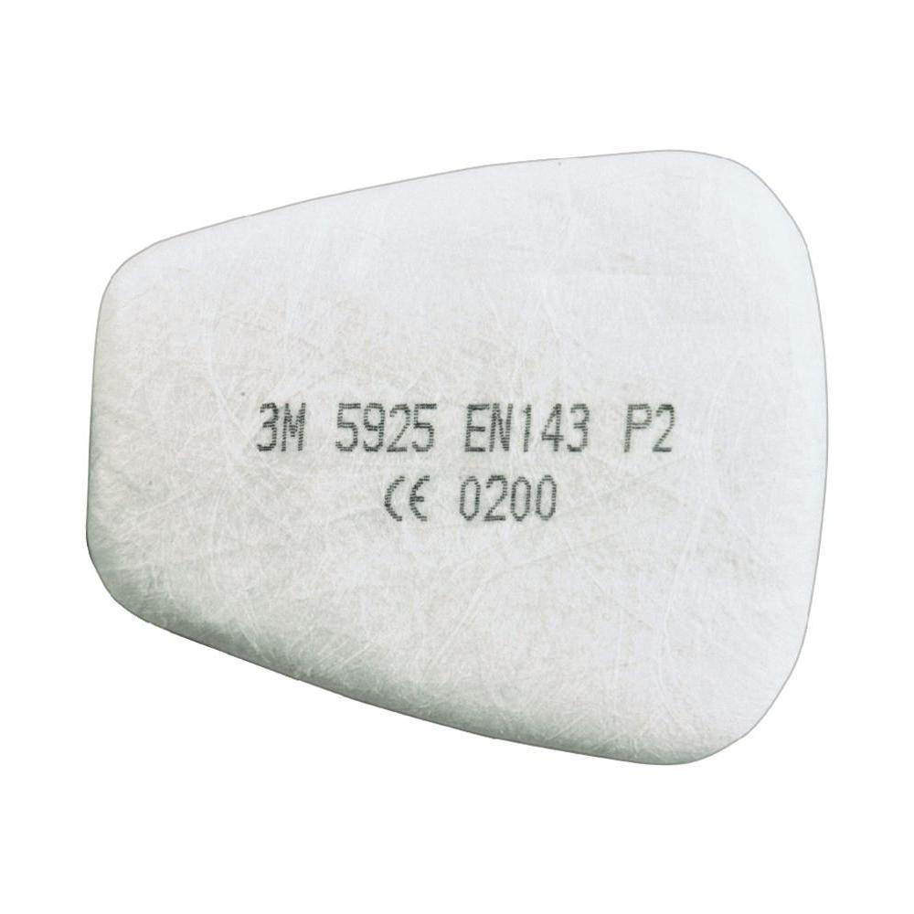 3M Partikel-Einlegefilter 5925, 1 Paar, P2R 5925-02 327677
