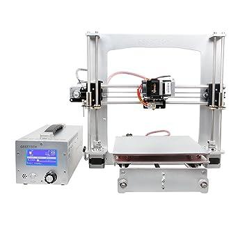 Geeetech® A Pro I3, impresora DIY Kit con estructura de aluminio ...