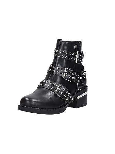 Guess FLFIF3LEA10 Botines Tobilleros Mujer 36: Amazon.es: Zapatos y complementos