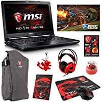 MSI GS43VR PHANTOM PRO-210 Select Edition (i7-7700HQ, 32GB RAM, 1TB NVMe SSD + 1TB HDD, NVIDIA GTX 1060 6GB, 14 Full HD, Windows 10 Pro) VR Ready Gaming Notebook
