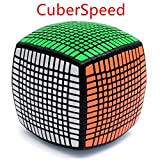 YJ Moyu 13x13x13 Speed Cube Puzzle Black