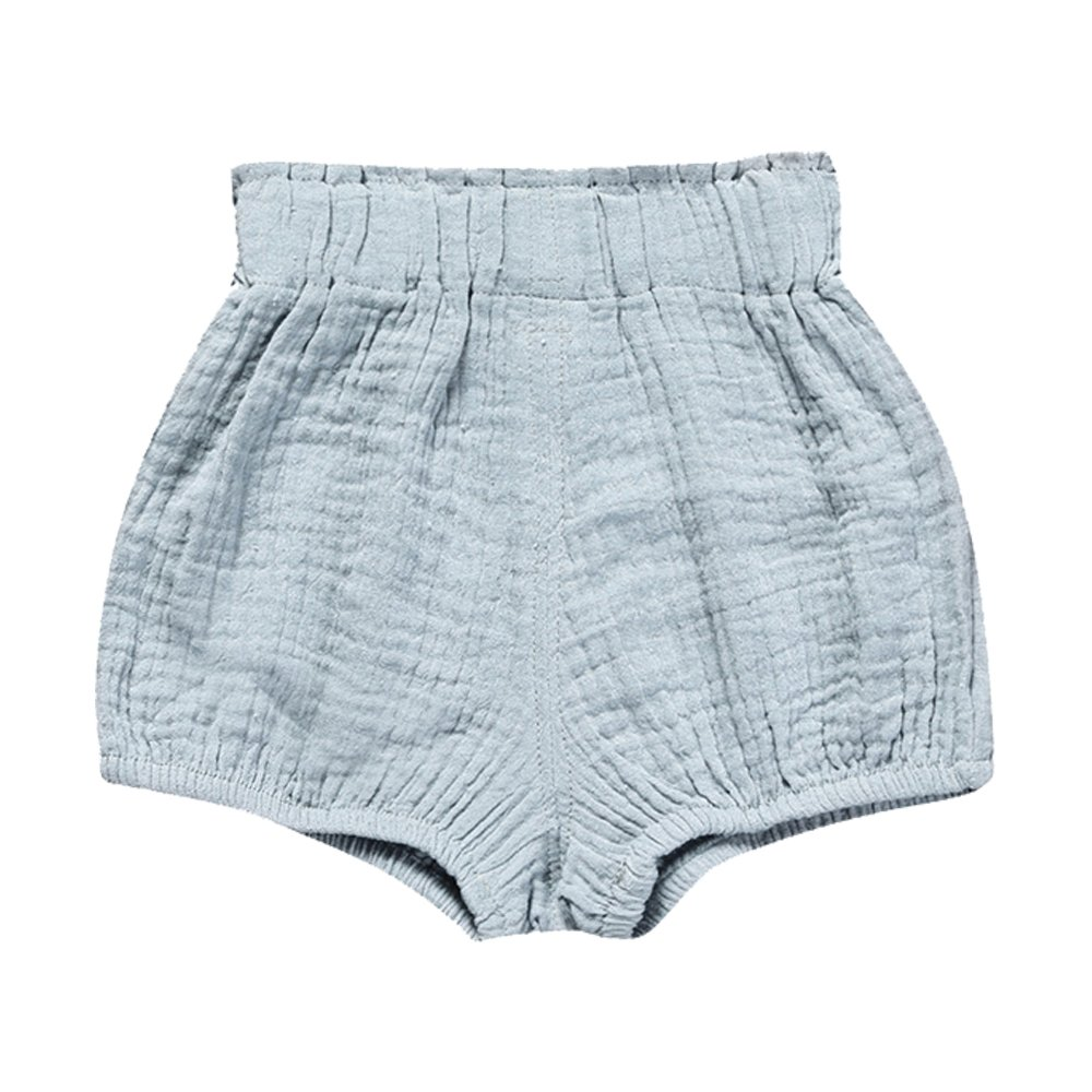 KIDS TALES Little Boys Girls Cotton Linen Blend Bloomers Shorts Baby Bloomers