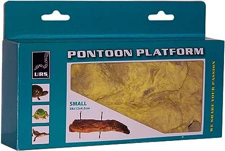 URS Turtle Dock - Pontoon Platforms for Turtles - Small
