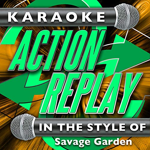 To the Moon and Back (In the Style of Savage Garden) [Karaoke Version] (To The Moon And Back Savage Garden)