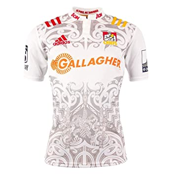 Adidas Waikato Chiefs visitante./Camiseta de Rugby Lgsogr Talla:XL: Amazon.es: Deportes y aire libre