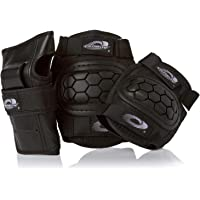 Osprey Kids' Skate Bmx 6pc Knee, Elbow & Wrist Protective Set