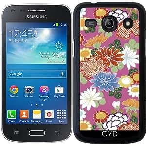 Funda para Samsung Galaxy Core Plus (SM-G350) - El Poder De La Flor by wamdesign