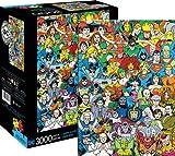 Aquarius DC Comics Line Up Jigsaw Puzzle (3000 Piece)