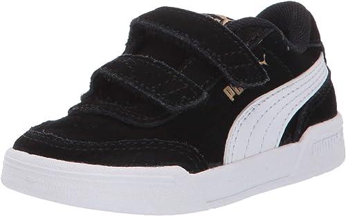 PUMA Kids' Caracal Velcro Sneaker