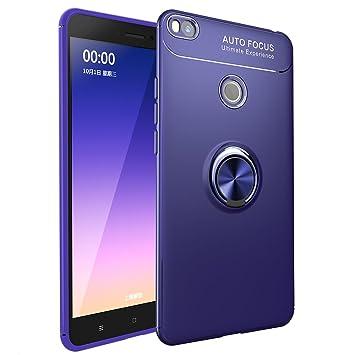 Xiaomi Mi Max 2 Funda, WindCase Anillo Giratorio de 360 ...