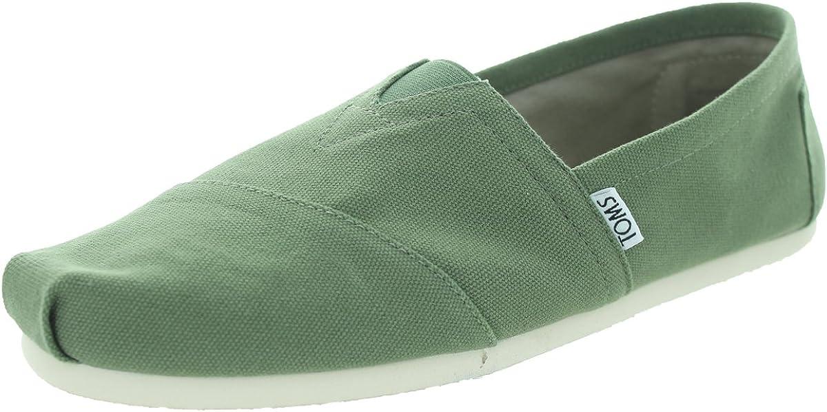 Classic Deep Green Casual Shoe 8.5 Men