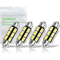 SUMOZO C5W Bombilla LED Festoon Bombillas LED Canbus