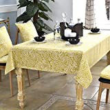 HOMEE Cloth art simple rectangular table cloth Christmas decorations,B,90X90cm