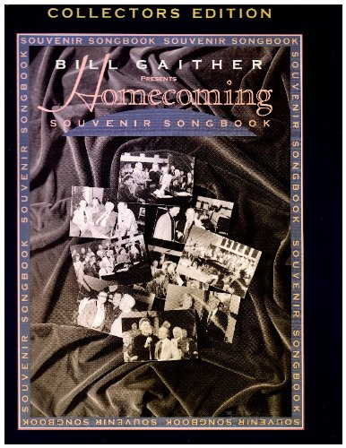 Bill Gaither Presents Homecoming Souvenir Songbook Collector's - Souvenir Collector