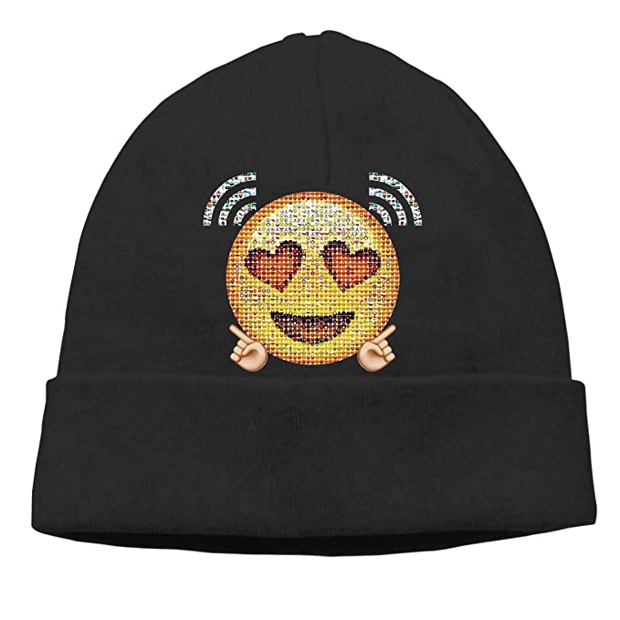 Emojis WiFi Smile Pictures Copy And Paste  Beanie Hats For