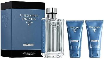 Image Unavailable. Image not available for. Color  Prada L Homme L eau Men  ... 1c333918e4e3