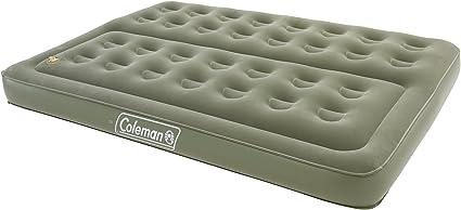 Amazon.com: Coleman air-bed Aire Cama comodidad – Doble Gris ...