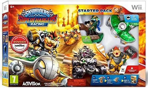 Skylanders - SuperChargers Racing Starter Pack: Amazon.es: Videojuegos