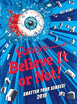 Ripley's Believe It or Not! Shatter Your Senses! 2018 by [RIpley's Believe It or Not!]