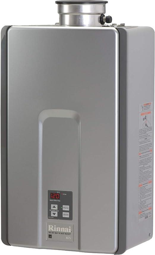 Amazon.com: rinnai rl75ep propano Calentador Calentador de ...