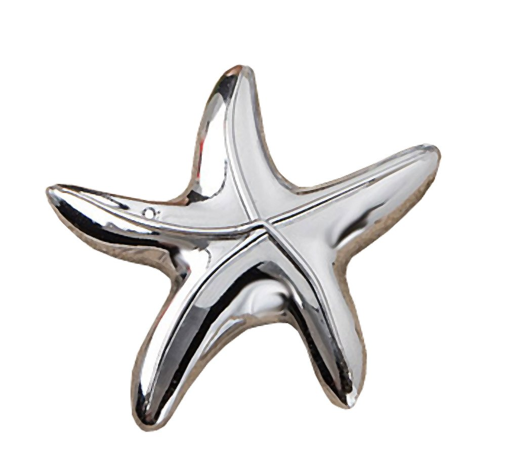 Starfish Design Bottle Opener Favors by Fashioncraft (Image #1)