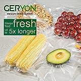 GERYON Vacuum Sealer, Automatic Food Sealer Machine