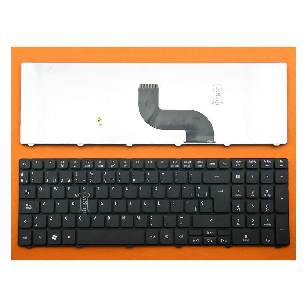 IFINGER Teclado espa/ñol para Acer NSK-ALC0S HKG ESP