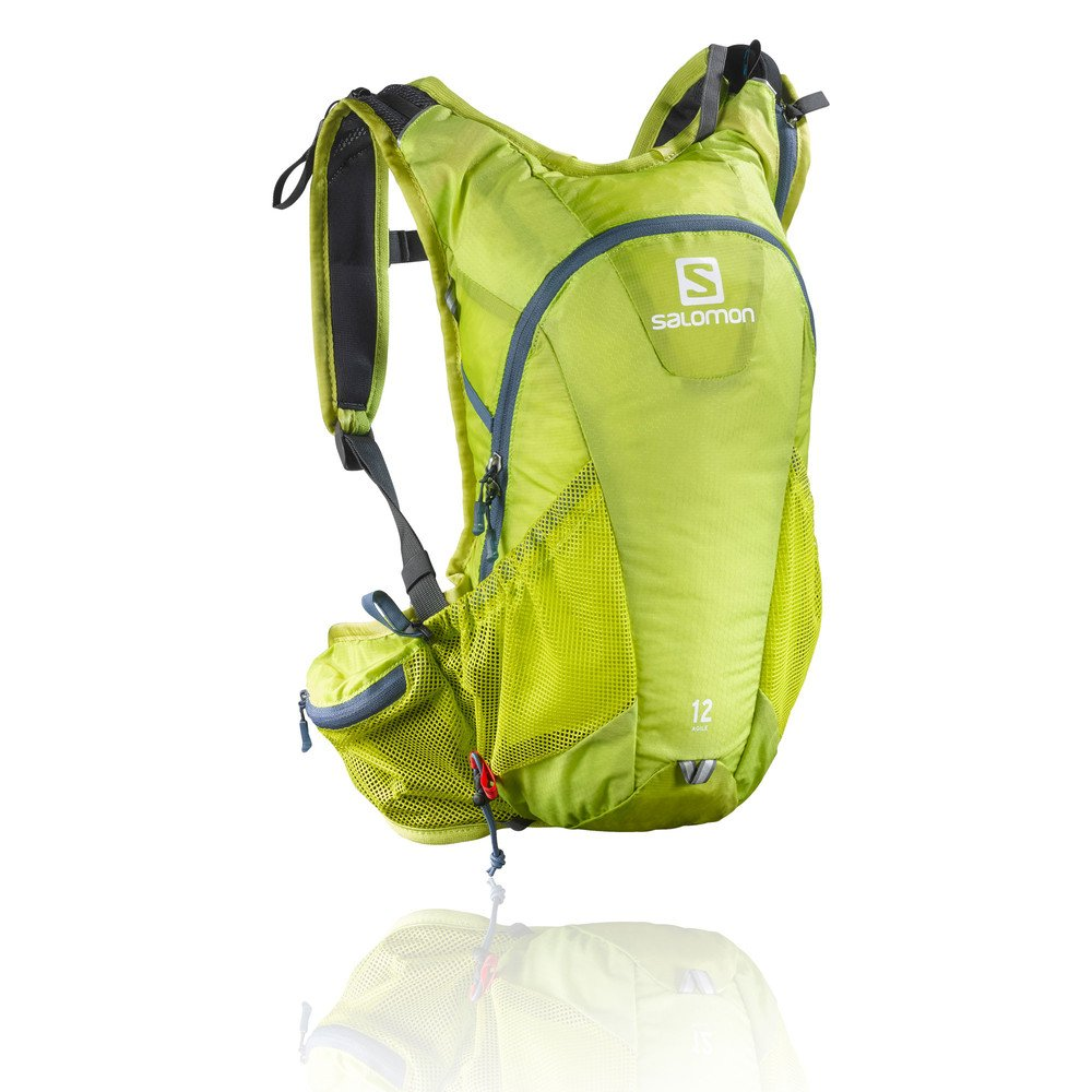 Salomon Agile 12 Set Corsa Backpack - SS17 - Taglia Unica L39290100_Única