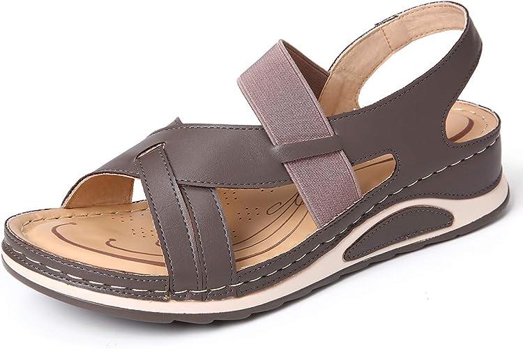 gracosy Womens Walking Sandals Summer