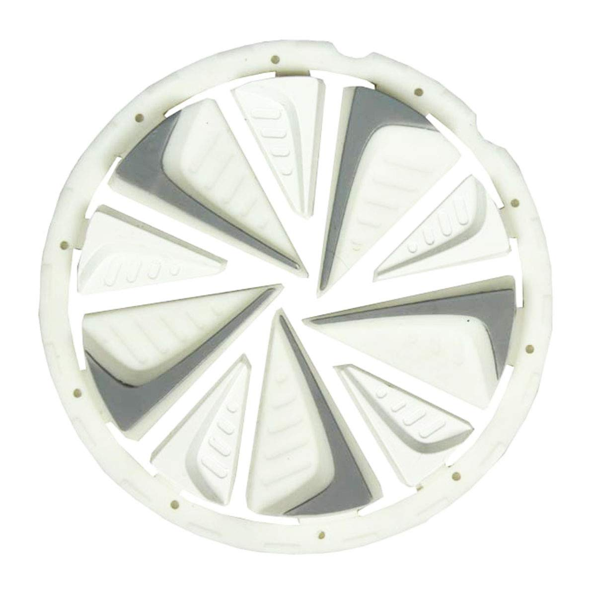 Exalt Paintball Fast Feed - Dye Rotor/LTR - White by Exalt