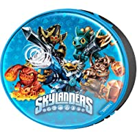 Skylanders Trap Team Licensed Round Novelty Lunch Kit - 100% PVC Free with Peva Linings