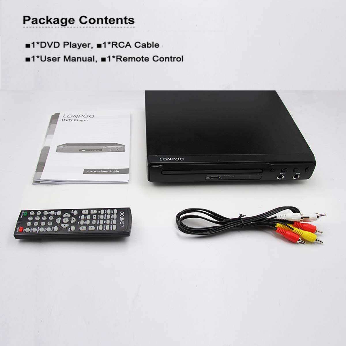 Amazon.com: Lonpoo - Caja metálica compacta para reproductor ...